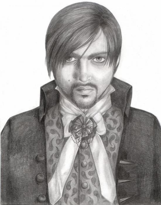 Florent Mothe by sika-chan